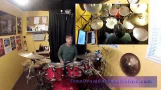 "Free Drum Lesson ""I Miss You"" by Blink182"