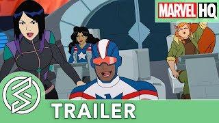 MARVEL RISING: SECRET WARRIORS | Teaser Trailer | The Next Generation of Marvel Heroes (EXCLUSIVE)