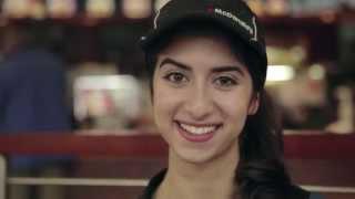 Meet Sarvin | Welcome to McDonald's®