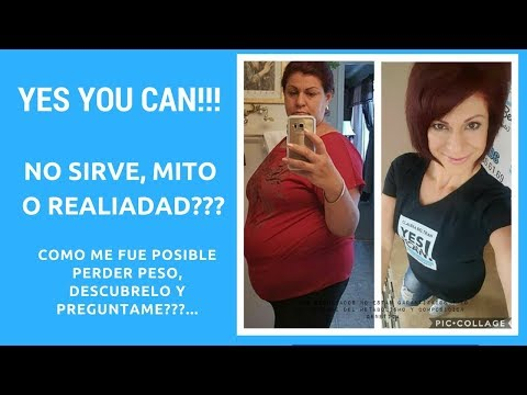 Yes You Can!!  Funciona? Mito o Realidad ..Vlog #41...Mi experiencia en la perdida de Peso!!!