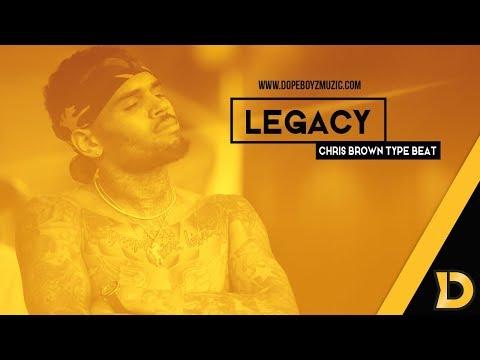 "Chris Brown Type Beat 2019 ""Legacy "" R&B Instrumental With Hook"