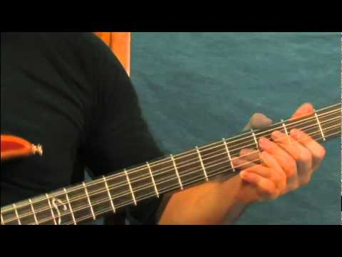 bass guitar lesson in a big country big country