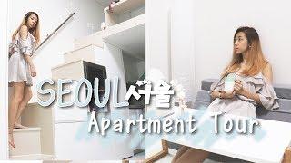 Seoul | My Brand New Loft Apartment (Officetel) Tour!