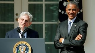 Merrick Garland: Where Does Supreme Court Pick Stand on Guantánamo, Death Penalty, Abortion?