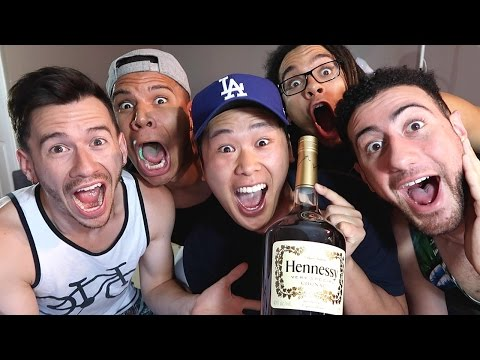CELEBRATING 1 MILLION SUBSCRIBERS AND GETTING DRUNK!!!