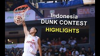 IBL All Star 2018 SLAM DUNK CONTEST Highlights Video