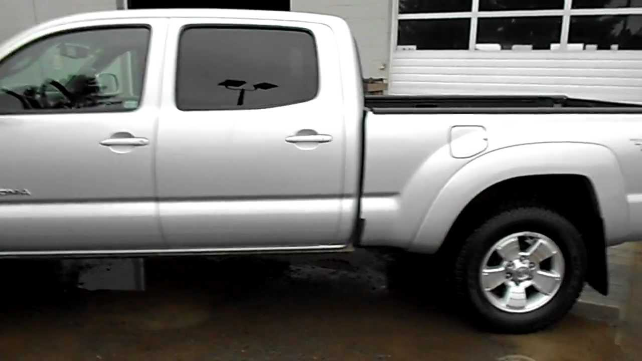 2007 toyota tacoma double cab trd sport long bed youtube. Black Bedroom Furniture Sets. Home Design Ideas