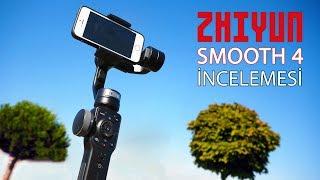 Ben Selman Bozkır, bu bölümde Zhiyun 'un en yeni akıllı telefon gimbalı Smooth 4 'ü inceliyoruz. Yeni eklenen özelliklerle birlikte akıllı telefonla video çeken ...