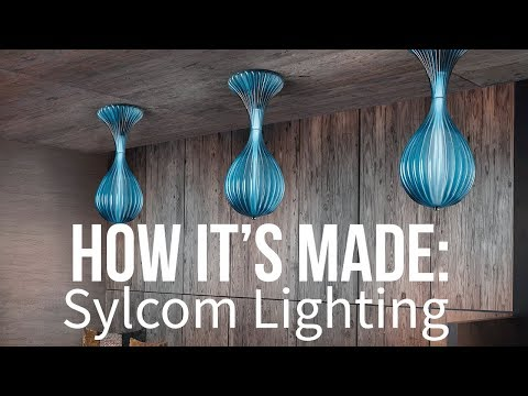 Sylcom Lighting: Authentic Hand-Blown Murano Glass