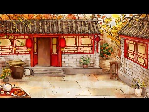 NIHAO CHINA - Siheyuan-Casa típica de Beijing