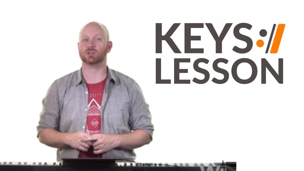 All the people said amen matt maher keys tutorial youtube hexwebz Images