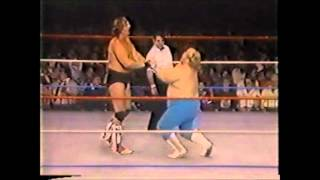 Blackjack Mulligan vs. Rusty Brooks_Championship Wrestling 12-84