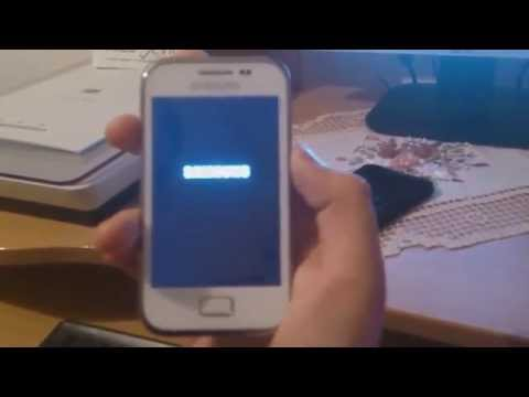 How to easily downgrade Samsung Galaxy Ace Plus to Official 2.3 Gingerbread