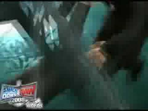 Smackdown Vs. Raw 2008: Jim Ross vs Tony Chimel 2/2