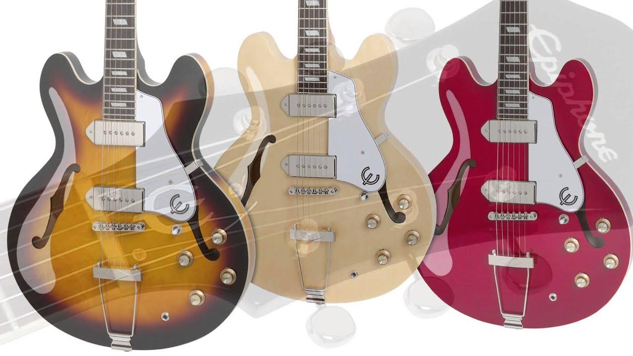 epiphone casino guitar diagram [ 1920 x 1080 Pixel ]