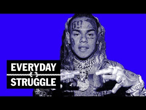 FBI Said 6ix9ine's Life Was in Danger Before Arrest on Racketeering Charges | Everyday Struggle