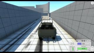 BeamNG Drive Gameplay Part 3 - Poor Pagani Got A Boo-Boo...