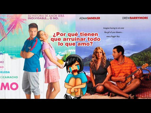 Como Si Fuera la Primera Vez: El Cine Mexicano no Puede Caer Más Bajo