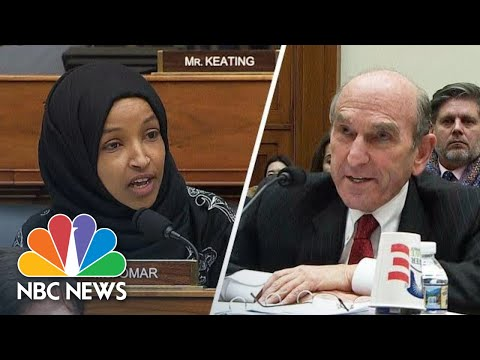 'It Was An Attack!': Omar And Abrams Share Heated Exchange | NBC News