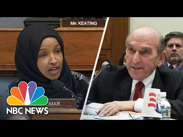 \'It Was An Attack!\'\: Omar And Abrams Share Heated Exchange | NBC News
