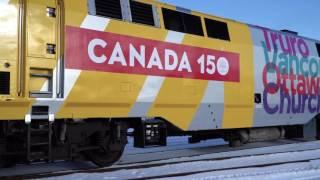VIA Rail & Canada 150: All aboard for the celebrations! thumbnail