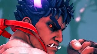 STREET FIGHTER 5 - Kage Trailer 2018 (PS4, PC)