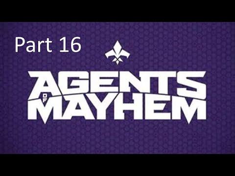 Agents Of Mayhem - Part 16 - Operation: Technologia - Part 1 |