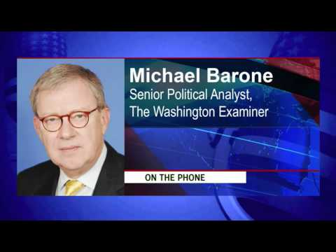 Michael Barone - Senior Political Analyst for The Washington Examiner