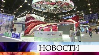 Санкт-Петербург готовится к встрече участников и гостей Международного экономического форума - 2018.