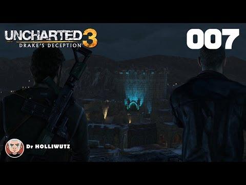 Uncharted 3 #007 - Von der Zitadelle in die Sterne schauen [PS4] Let's play Drake's Deception