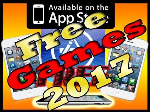 TOP TEN FREE iPHONE 7 GAMES IOS 10 IPHONE IPAD 2017