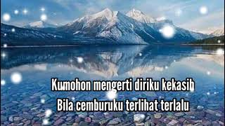 Download Mp3 Anggrek lirik lagu cemburuku karna cinta