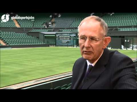 Richard Lewis, Chief Executive Officer at Wimbledon on 'How traditional Wimbledon is evolving?'