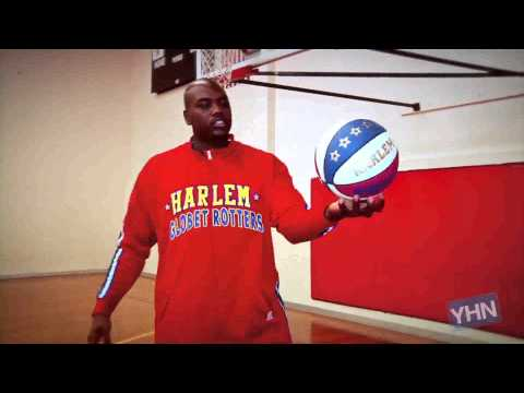 Learn 2 Famous Harlem Globetrotters Moves