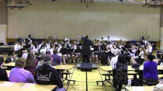 c g wind symphony plays stars stripes forever