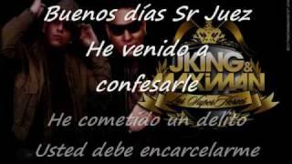 J-King & Maximan- Sr. Juez letra