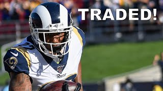 Marcus Peters Traded!
