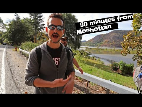 Ultimate NYC Day Trip: Cold Spring, NY (Hiking/Shopping) 🍁 !