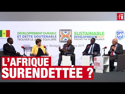 Avec Alassane Ouattara, Macky Sall et K. Georgieva à Dakar : l'Afrique est-elle surendettée ?