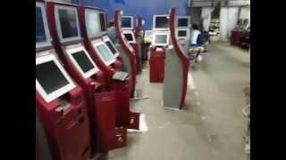 видео Билетный терминал от производителя.