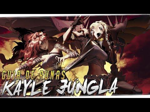 KAYLE PENTAKILL | Todo al late en la jungla!!