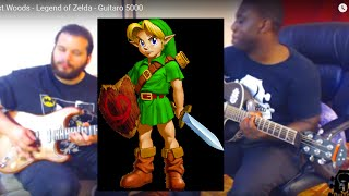 Lost Woods - Legend of Zelda - Reggae Remix -  Guitaro 5000 and Daniel Naranjo