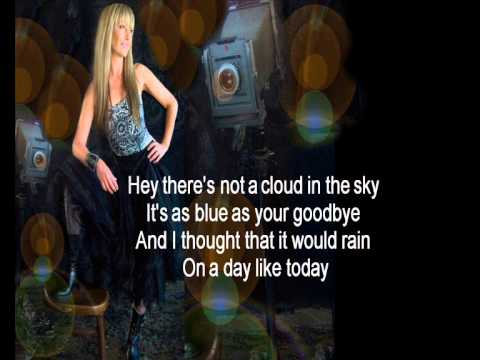 Wendy Matthews + The Day You Went Away +  Lyrics/HQ