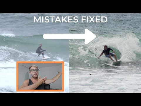 Transition From Beginner Surfer To Advanced Surfer | Surf Lesson