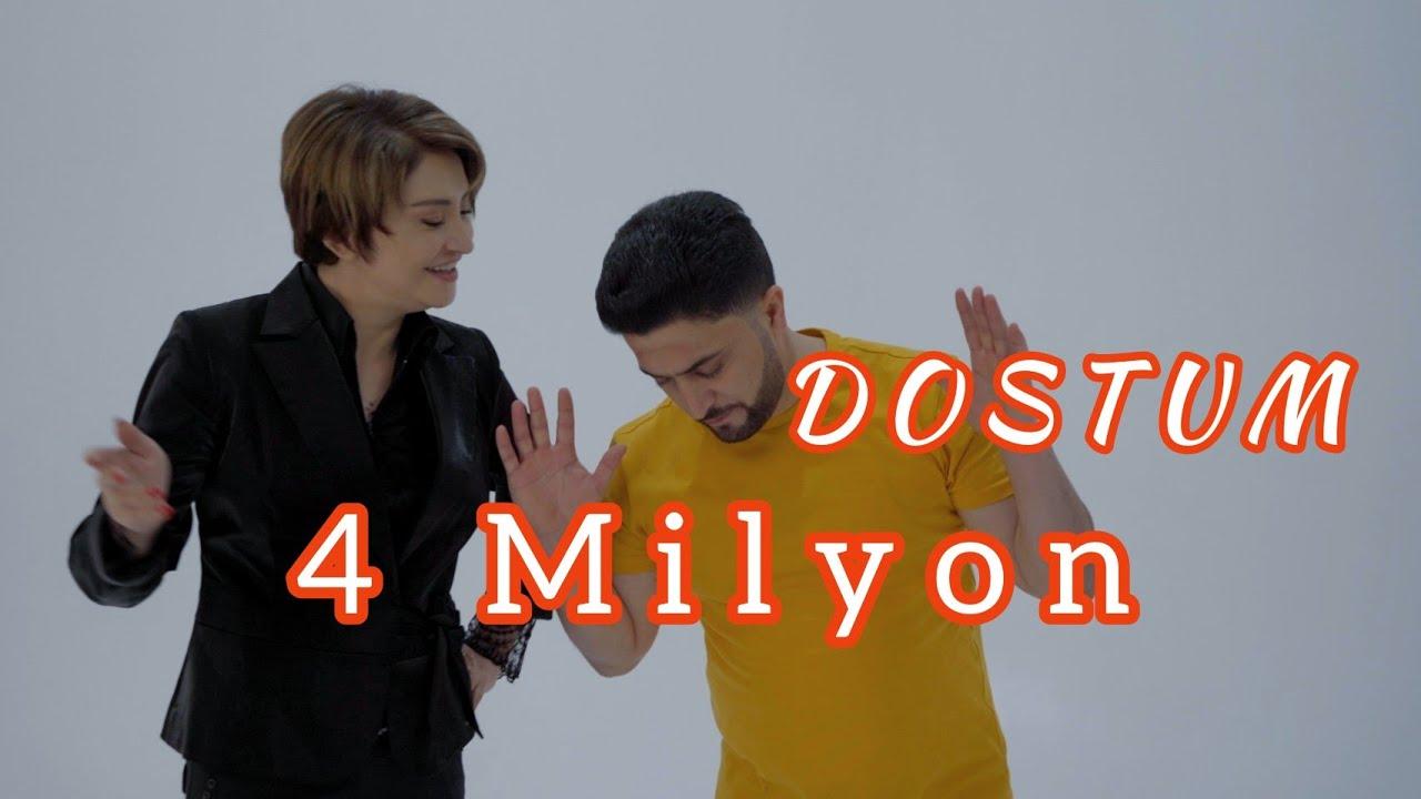 Download Fedaye Laçin ft Pervin Seferov  - Dostum 2021 (Official video)