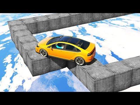 WORLD'S HARDEST CAR STUNTING RACE! (Gta 5 Funny Moments)