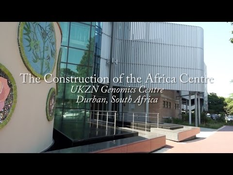 World Class Genomics Lab. Opens in Africa - UKZN Africa Centre, Durban - Video Diary Part III