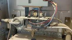 Lennox Conservator III G16 rattling sound
