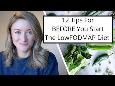 Starting The LowFODMAP Diet: 12 Tips I Wish I Knew Before!