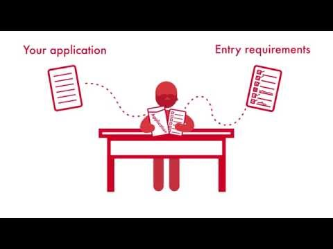 The UCAS Application Process